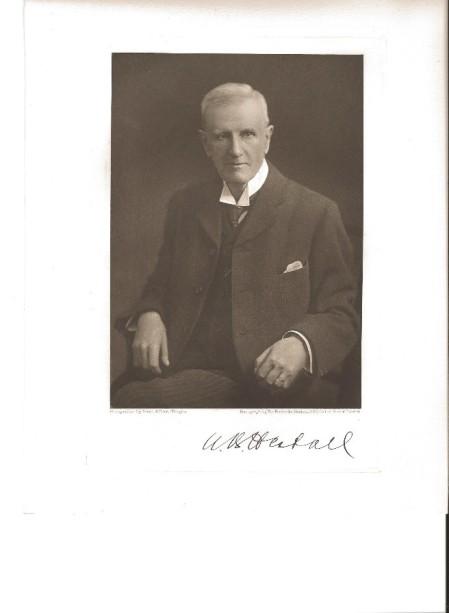W. B. Hextall